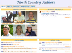 North Country Authors